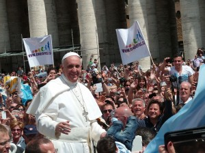 Pope Francis 2015